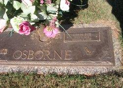 Doris Sue <I>Cross</I> Osborne