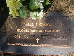 Nell <I>Smith</I> Onica