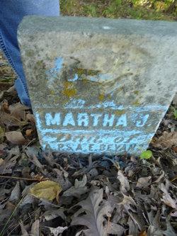 Martha J Bevans