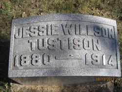 Jessie <I>Wilson</I> Tustison