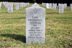Carl Frederick Custead