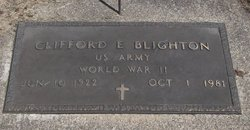 Clifford Eldon Blighton