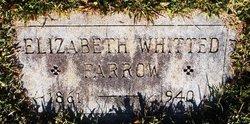 Elizabeth <I>Whitted</I> Farrow