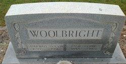 Mrs Essie Gertrude <I>Going</I> Woolbright