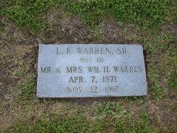L F Warren