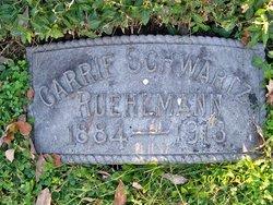 Carrie Doretta <I>Schwartz</I> Ruehlmann
