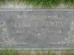 Emily Phyanna <I>Hurd</I> Curtis
