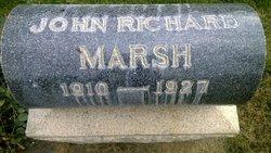 John R Marsh
