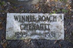 Winnie <I>Roach</I> Chenault