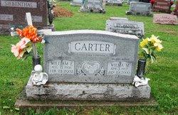 Wilma Maurice <I>Martin</I> Carter