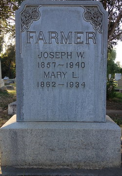 Joseph W Farmer