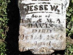 Jesse W Davis