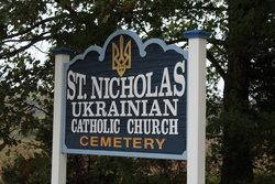 Saint Nicholas Ukrainian Catholic Church Cemetery