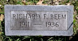 Richard F Been