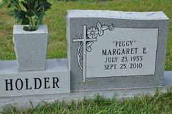 """Margaret E. """"Peggy"""" Holder"""