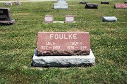Lula <I>Kellam</I> Foulke