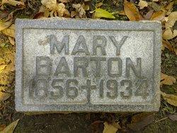 Mary <I>Beila</I> Barton