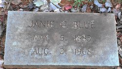 Janie Cameron Blue
