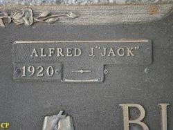 """Alfred """"Jack"""" Burks"""