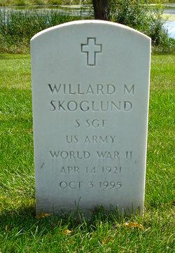 Willard M Skoglund