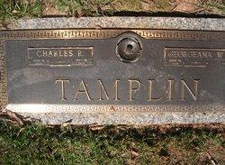 Charles R Tamplin