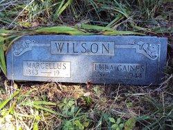 Lula <I>Gaines</I> Wilson