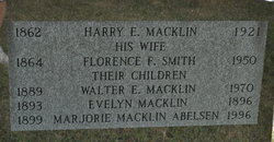 Marjorie <I>Macklin</I> Abelsen