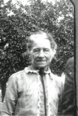 Martha Elizabeth <I>Burke</I> Brubaker