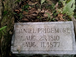 Daniel Pridemore