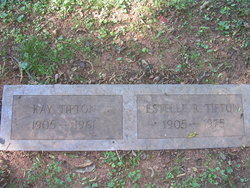 Mary Estelle <I>Reynolds</I> Tipton