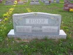 Benjamin F Bishop, Sr
