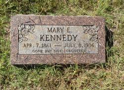 Mary E. <I>Cuzick</I> Kenedy