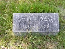 David Fenelon Harris