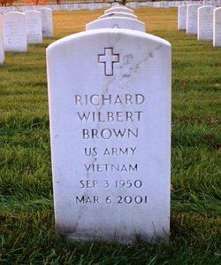 Richard Wilbert Brown