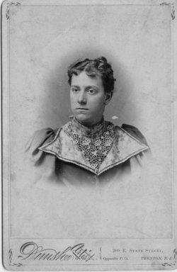 Eva Beatrice <I>Van Dyke</I> Blackwell