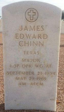 James Edward Chinn