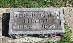 Florence McHenry <I>Butler</I> Blewett
