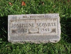 Josephine <I>Whittaker</I> Scoville