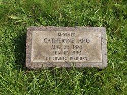 Catherine <I>Lake</I> Aho