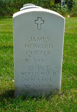 James Howard Cutter