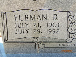 Furman B. Hall
