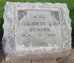 Elizabeth <I>Stoll</I> Aab Eichorn