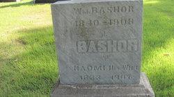 William Bashor