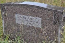 Edward Barnett