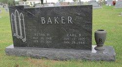 Carl B Baker