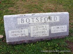 Pvt Judson E. Botsford