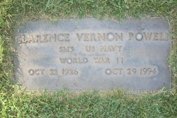 Clarence Vernon Powell