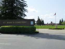 Saint Marys Catholic Cemetery and Mausoleum