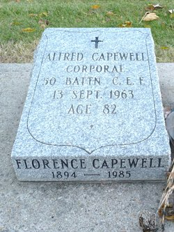 Alfred Capewell
