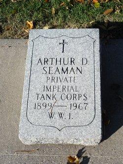 Arthur Douglas Seaman